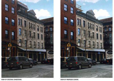 Greenwich Street South View- Bergen Street Studio, Brooklyn, NY