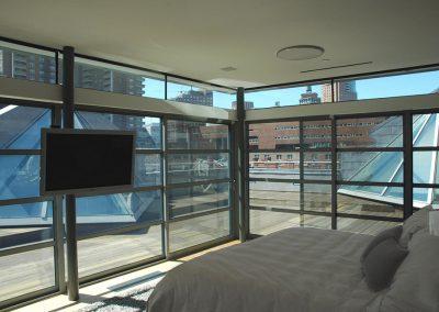 Greenwich Street Master Bedroom- Bergen Street Studio, Brooklyn, NY