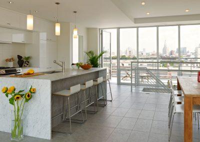 7th Street Residence Kitchen