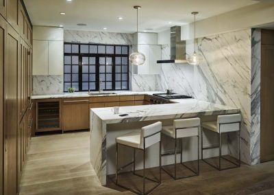 East 57 Kitchen -Residence by Bergen Street Studio