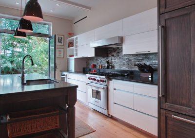 Maple Street Residence - Kitchen