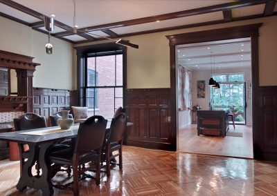 Maple Street Residence - Living Area