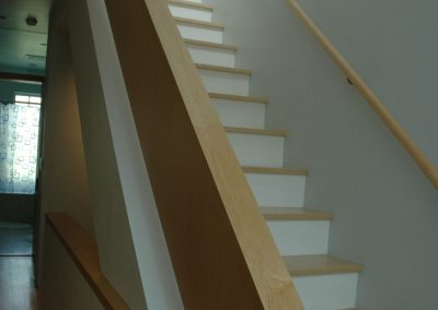Pacific Street Townhouse by Bergen Street Studio, Brooklyn, NY - Staircase