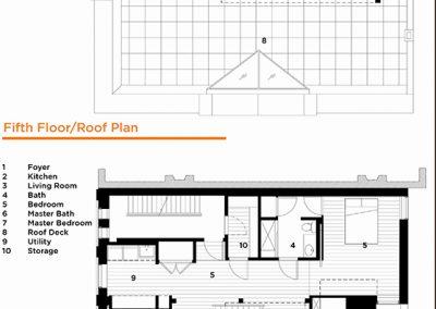 Greenwich Street Plans- Bergen Street Studio, Brooklyn, NY