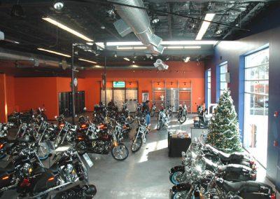 New Roc Harley Interior- Bergen Street Studio, Brooklyn, NY