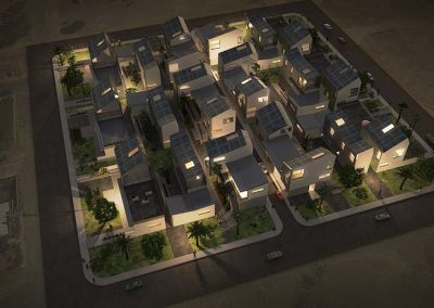 marfa COMMONS by Bergen St. Studio, architecture firm in Brooklyn, NY.