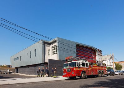 FDNY - Rescue Company 3 by Bergen St. Studio, architecture firm in Brooklyn, NY.
