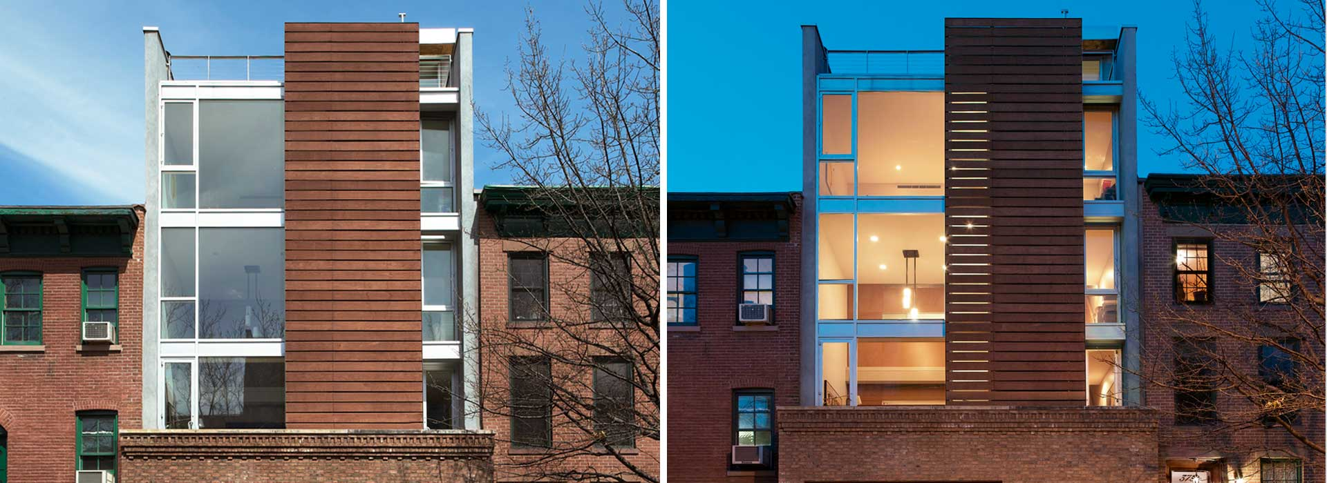 Pacific Street by Bergen St. Studio - Architecture Firm, Brooklyn, NY