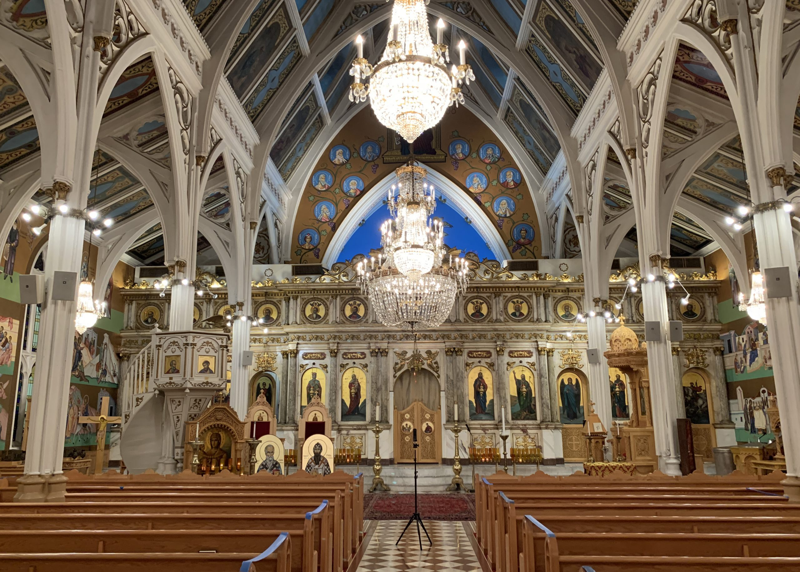 St Nicholas Cathedral - Bergen Street Studio - Brooklyn, NY