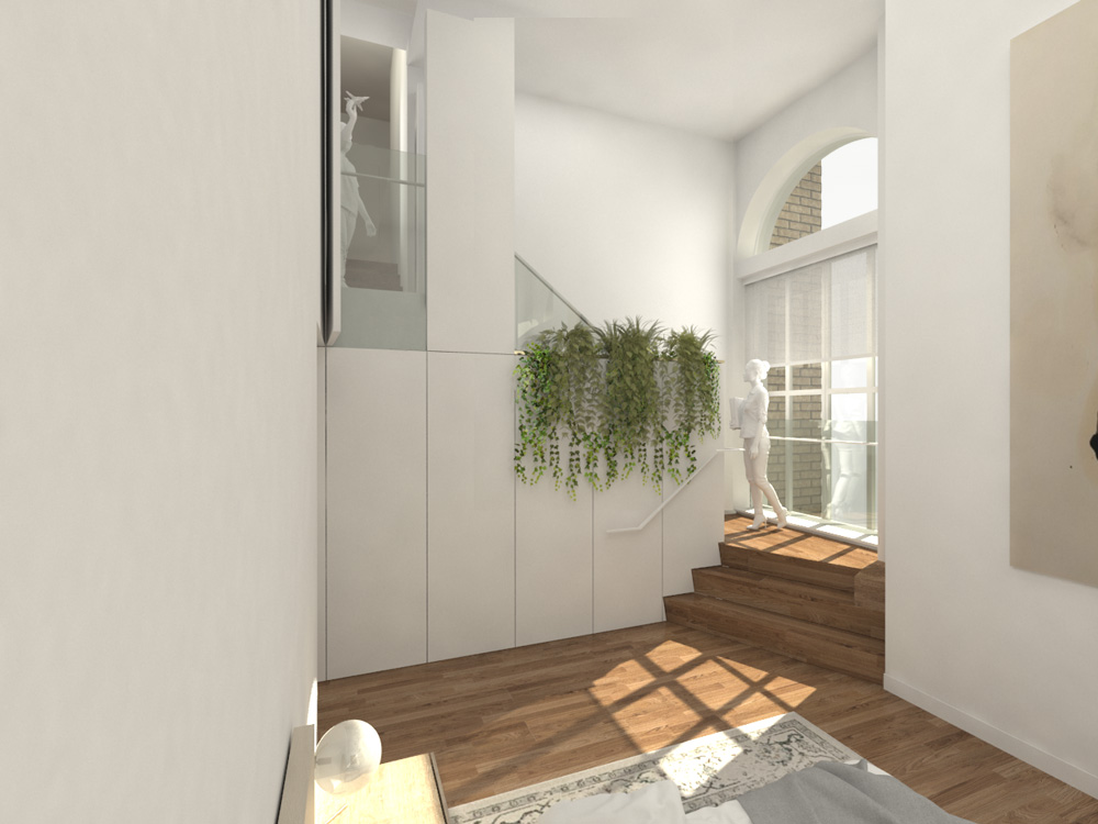 hick street duplex, bergen street studio, Brooklyn NY