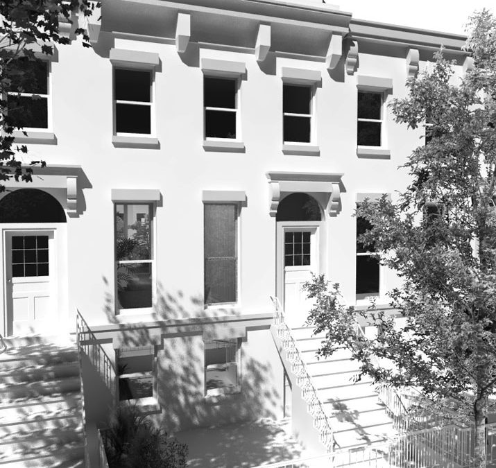 third street townhouse