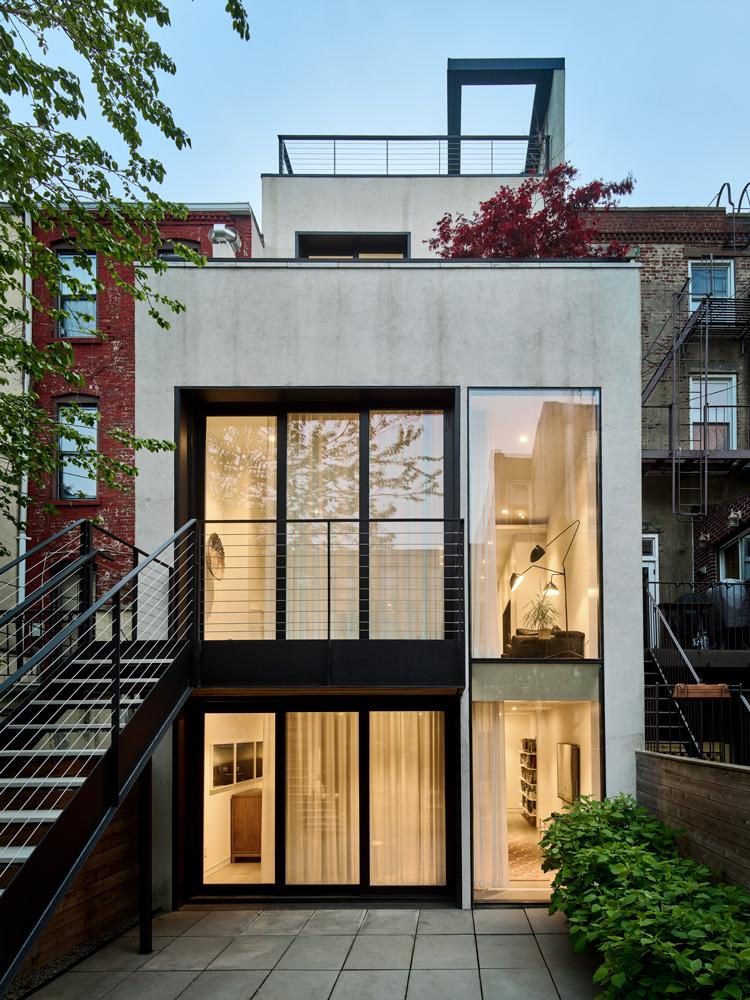 Union Street Townhouse - Bergen Street Studio Residential Project